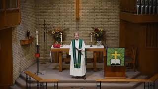 Sunday, November 15, 2020 ~ Traditional Worship