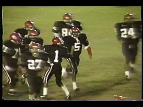 South Gate Rams 1989 Season Highlights (Part 10: vs. Locke)