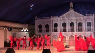 primera parte cultural de comalcalco Feria Tabasco 2015