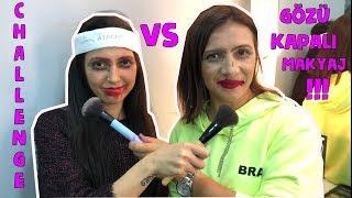 Troll Kuaförle Gözü Kapalı Makyaj Challenge 2.Bölüm Final! Kim Kazandı? Bidünya Oyuncak