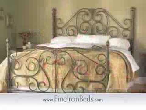 Wesley Allen Iron Beds