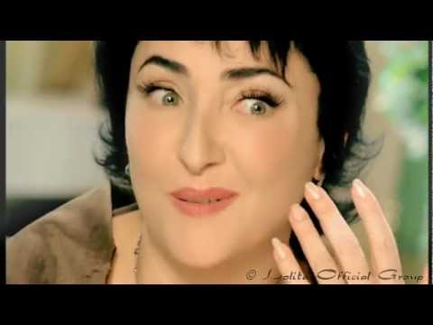 """Лолита в рекламе косметики """"Черный жемчуг"""" (Demo)"""