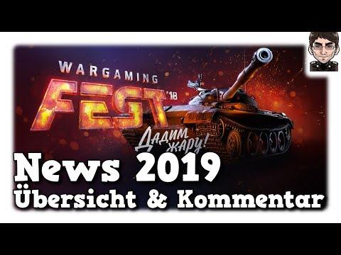 World of Tanks - Änderungen für 2019, Machtmaking, Premium Munition uvm.