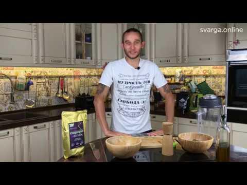 Рецепт со спирулиной - одно из любиых блюд!