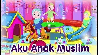 AKU SEORANG MUSLIM | Diva Bernyanyi | Lagu Anak Channel