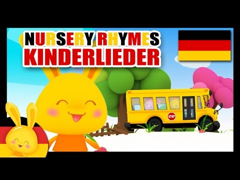 Nursery Rhymes – German (Deutsch Kinder Lied) - Kinderlieder zum Mitsingen -Titounis