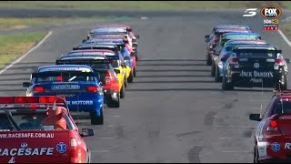 2017 V8 Touring Cars - Winton - Race 2