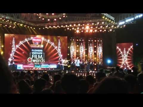 Jayaram mass dialogue about Mohanlal at flowers indian film awards