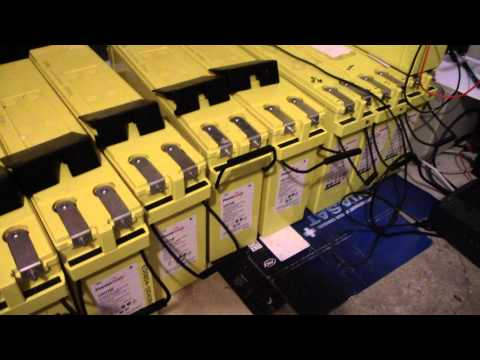 16 more Powersafe 12V170F AGM telecom batteries