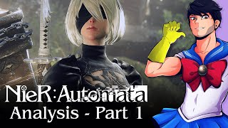 NieR Automata Analysis - Clemps (PART 1)