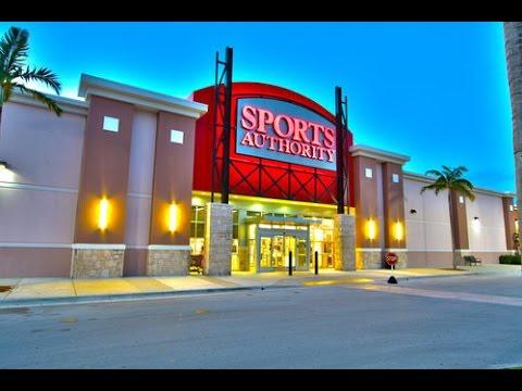 Спортивные товары и одежда в США Цены на спортивные товары в Калифорнии Sports Authority