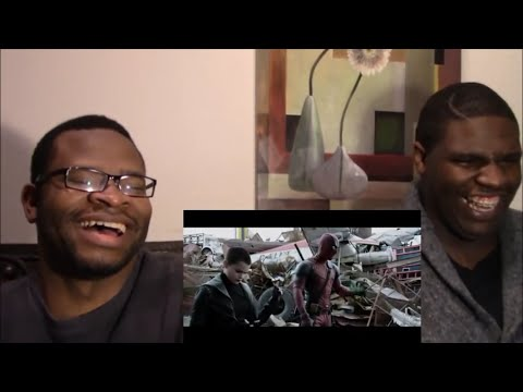 Download DEADPOOL - RED BAND TRAILER #2 - REACTION