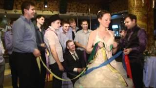 видео Нестандартная «Стиляжная» свадьба
