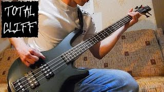 #21 Metallica - Fight Fire With Fire (bass cover + bass tab)