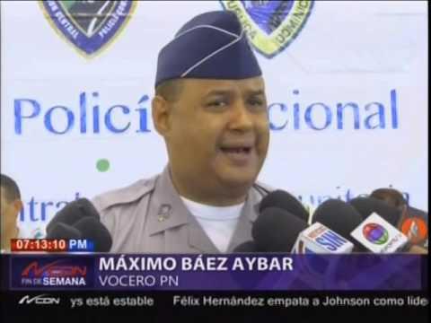 Ultiman de 11 disparos a cabo PN en Los Alcarrizos