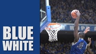 Kentucky Wildcats TV: Blue 99 White 71