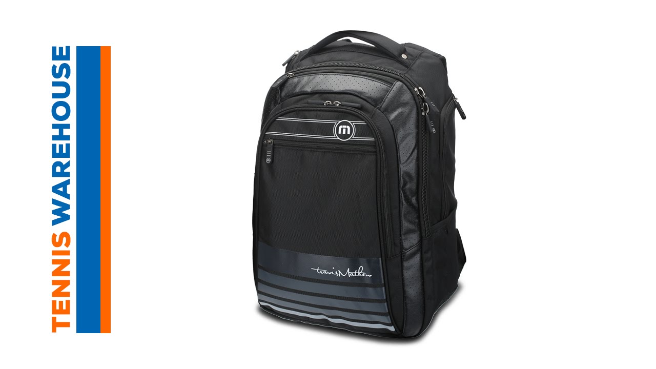 Travis Mathew Backpack Bag