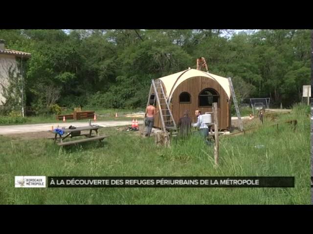 A les découverte des Refuges périurbains de Bordeaux Métropole