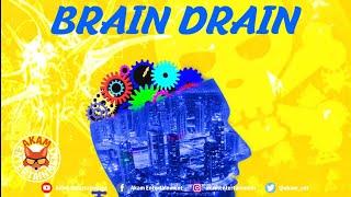 Olmekkian - Brain Drain [Audio Visualizer]