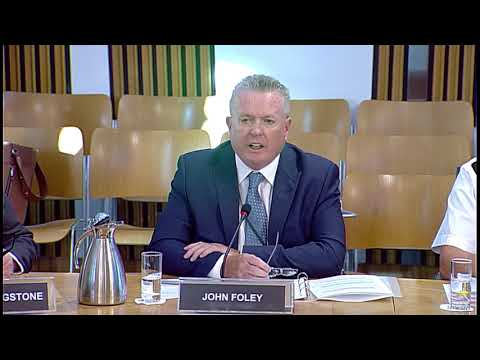 Justice Sub-committee on Policing - 23 November 2017