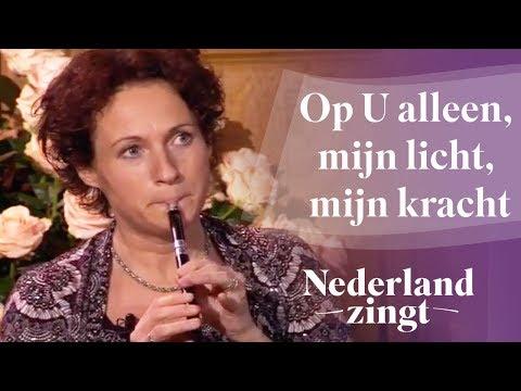 Nederland Zingt: Op U alleen, mijn licht, mijn kracht