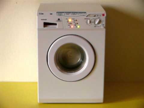 Miele Washing Machine >> Museo Virtuale delle Lavatrici Giocattolo 5. Video ...
