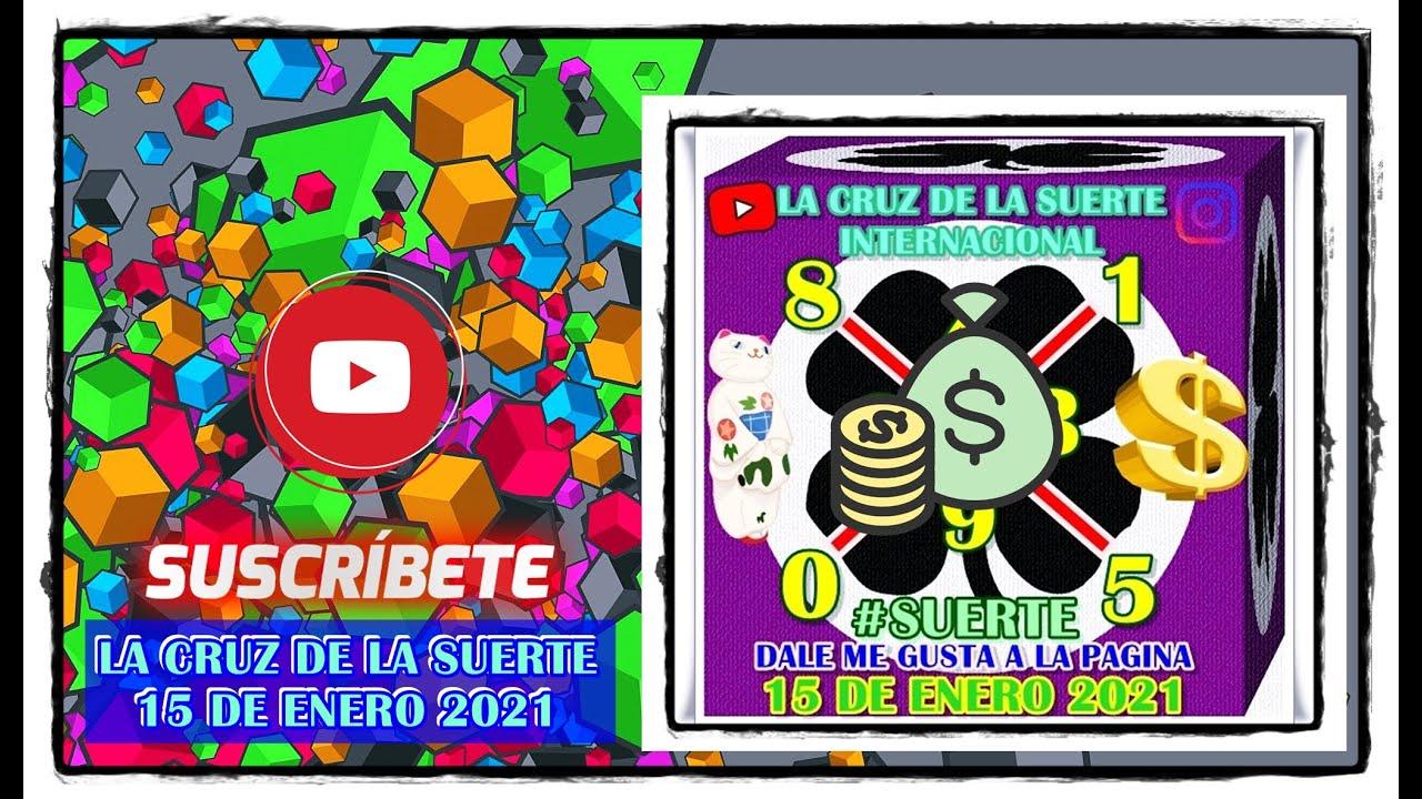 Cruz!! 15 de Enero 2021 | La Cruz De La Suerte
