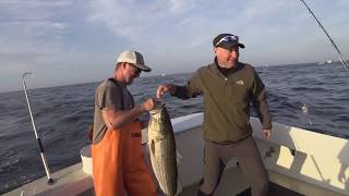 Big Stripers - Block Island - August 2017