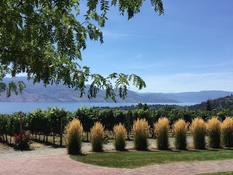 Vacation in the Okanagan Valley in Beautiful British Columbia