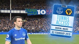 EITC'S BIRTHDAY CELEBRATED, FANS MARK 10 YEARS OF COLEMAN | TUNNEL ACCESS: EVERTON V WOLVES