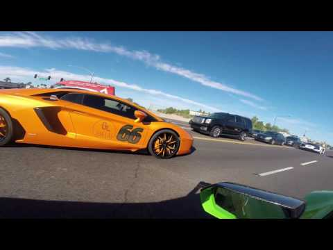 GiaLai Team 2016 SuperCar Rally [Denver , Scottsdale , Albuquerque , NewPort , Vegas]