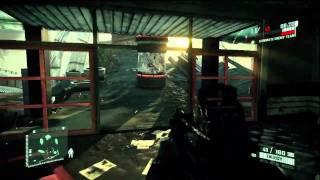 Crysis 2 Multiplayer Demo Gameplay - PIER 17