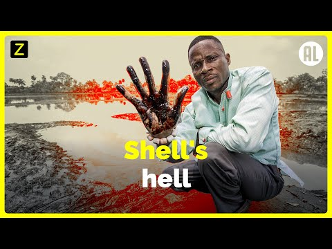 ZEMBLA - Shell Employees Involved with Causing Oil Leaks in Nigeria