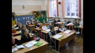 Урок обучения чтению в 1 классе 2015 г.
