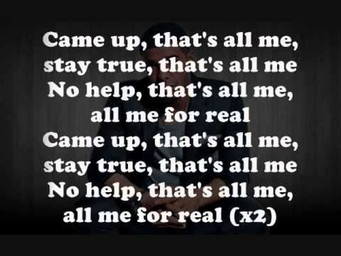 Drake - All Me ft. 2 Chainz, Big Sean (Lyrics)