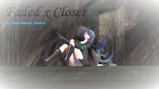 MMD x ItsFunneh| Faded x Closer