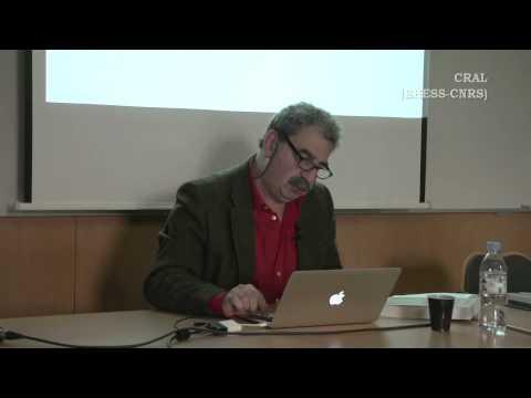 """Francis Wolff """"Du paradigme structuraliste au paradigme cognitiviste"""""""