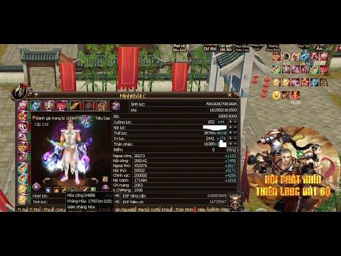 Tân Thiên Long 3D VNG MinhKhôiLC ( Tiểu Anh ) Thuộc tính + Đồ