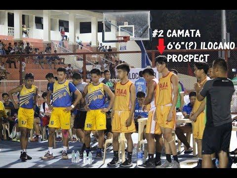Ilocos vs NCR | 2018 Palarong Pambansa 3x3 Finals | 04.20.18