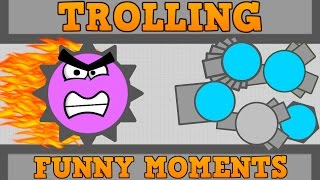 DIEP.IO TROLLING & FUNNY MOMENTS!! // Part 3 // The Hunt
