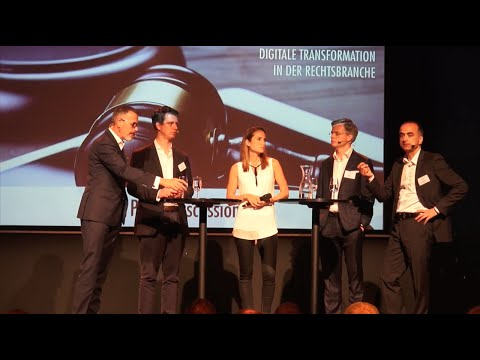 Legal Tech Summit by Swiss Startup Factory - After Event Movie