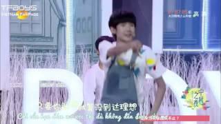 [Vietsub Live][270915] 大梦想家 - Big Dreamer - TFBOYS {Đêm Hội Trung Thu đài Hồ Nam}