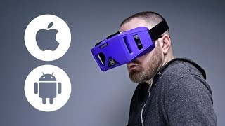 Virtual Reality for iPhone or Android!