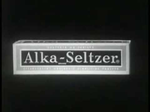 Alkaseltzer No Matter What Shape Your Stomach's In