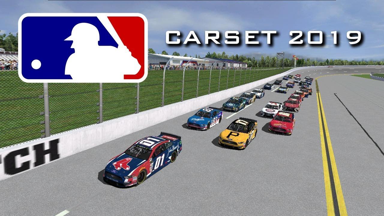 NR2003 - MLB Carset for MENCS 2019 Mod