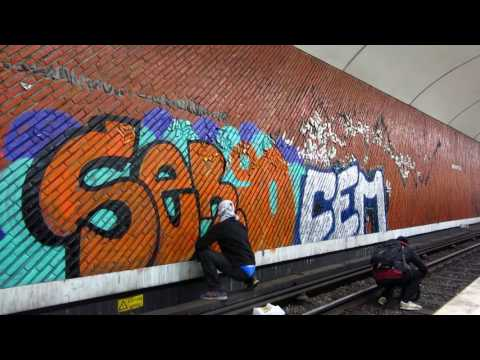 Trackside Memories - Swedish Graffiti 2016 - Full Movie