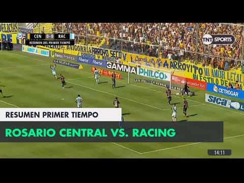 Resumen Primer Tiempo: Rosario Central vs Racing | Fecha 24 - Superliga Argentina 2017/2018