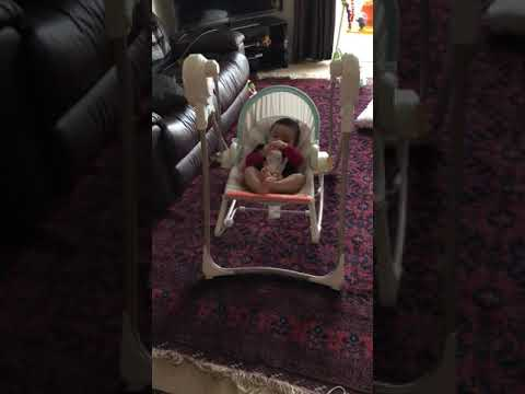 My Son Loves His New Fisher Price 3 In 1 Swing Rocker