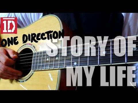 [ COVER ] One Direction - Story of My Life - YouTube