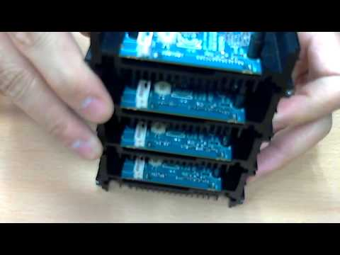 How to stack the ODROID-MC1